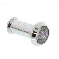 Deurspion 180° chroom deurdikte 35-60mm, diameter 14mm