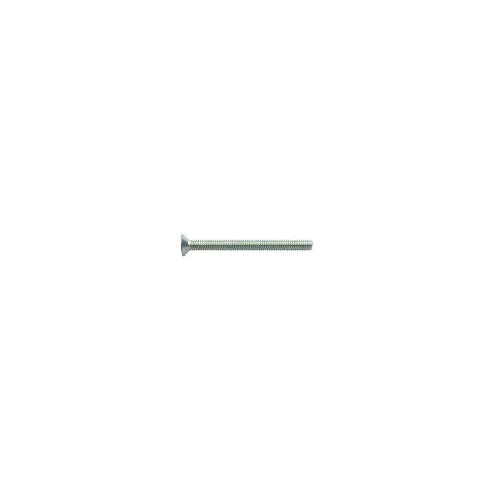 Bout tbv SKG3 veiligheidsschild/rozet M6x80mm. 10.9 blank
