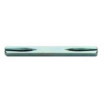 Stift beide zijden zaagsnede 8x120mm
