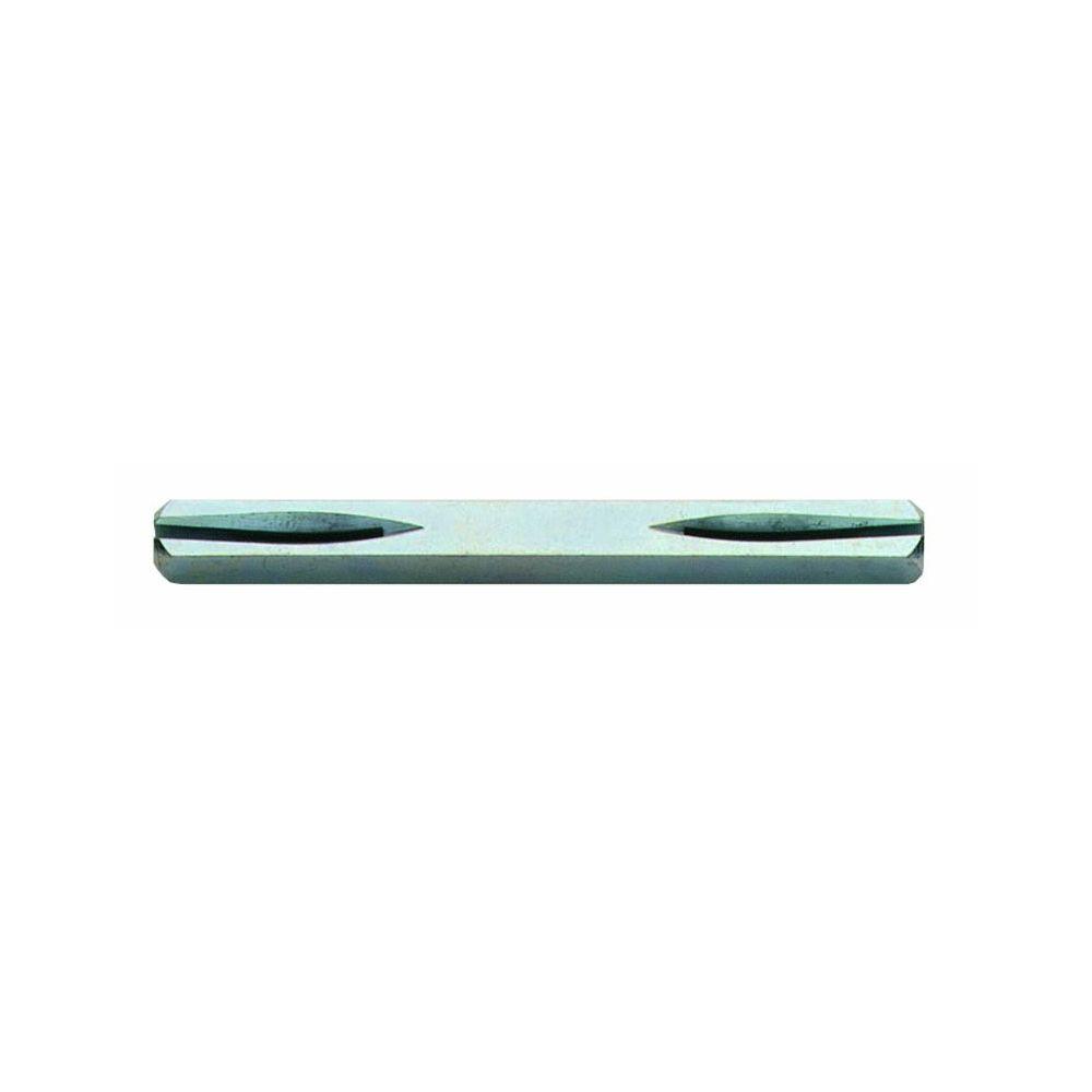 Stift beide zijden zaagsnede 8x105mm