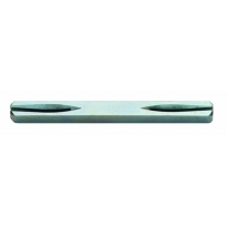 Stift beide zijden zaagsnede 8x150mm