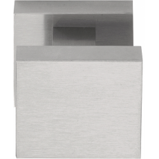 Formani Square LSQ61V massieve voordeurknop - Mat RVS