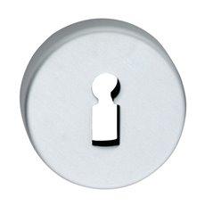 Rozet sleutelgat aluminium