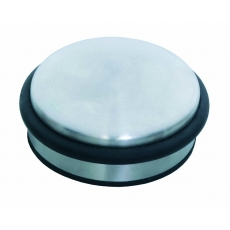 Deurstop Puck 90x43 RVS