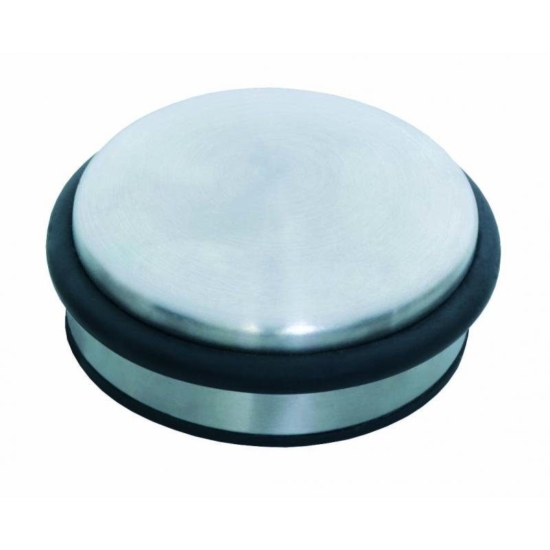 Bedwelming Deurstop Puck 90x43 RVS DI75