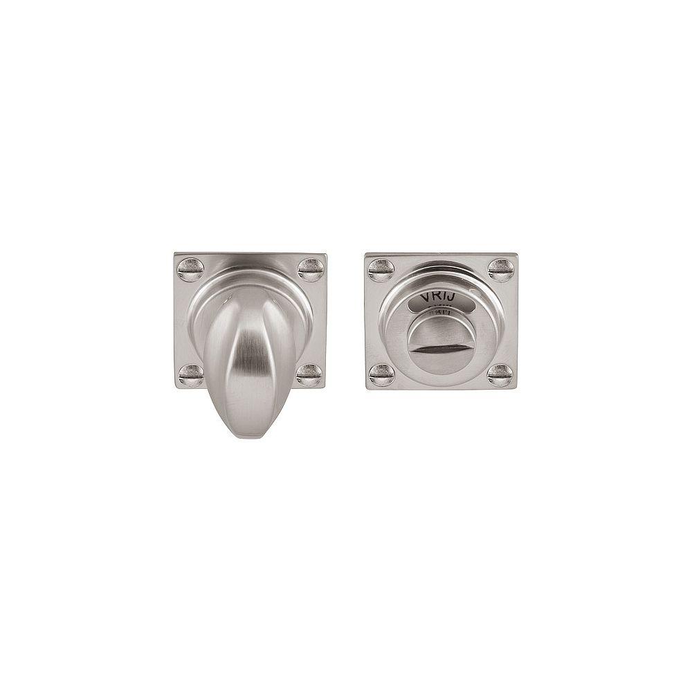 Formani Timeless GRVVBWC8 toiletgarnituur incl. 8mm stift mat nikkel