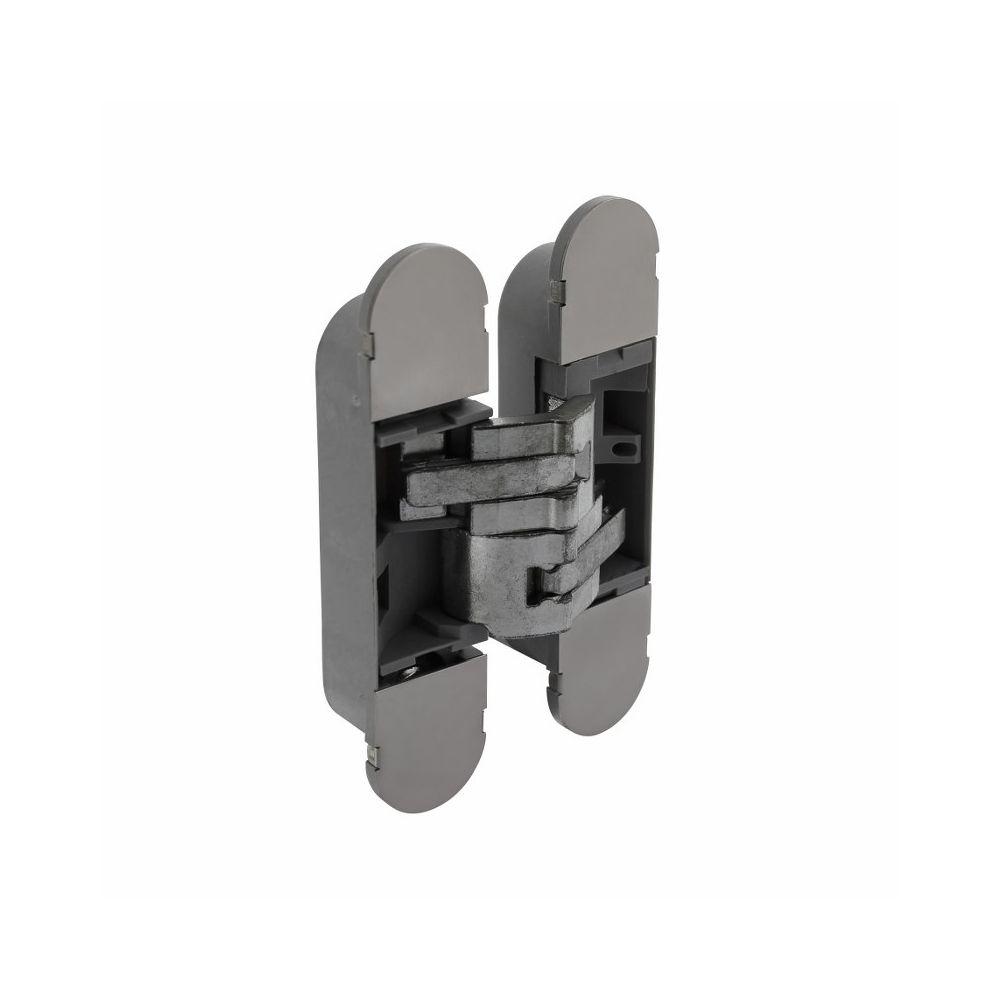 Vaak Deurscharnier onzichtbaar fiberglas – nikkel 130 x 30 mm NQ31
