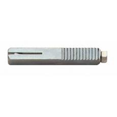 Wisselstift keilbout bevestiging 8x60mm