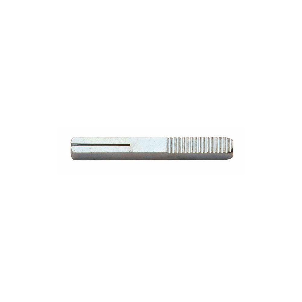 Wisselstift keilbout bevestiging 8x80mm