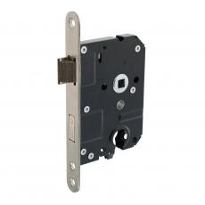 Veiliheidsslot profielcilindergat 55mm met afgeronde voorplaat 20x174mm