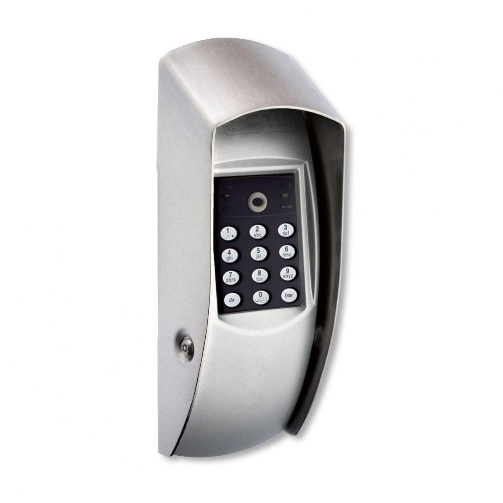 RVS afdekkap tbv Burg-Wächter TSE Home 4001 elektronisch slot