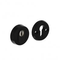 Veiligheidsrozet SKG3 rond met kerntrekbeveiliging aluminium/zwart
