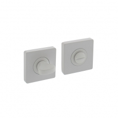 WC-sluiting 8mm vierkant 7mm nokken wit