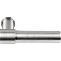 Gatdeel deurkruk PIET BOON PBL20-ZR mat RVS