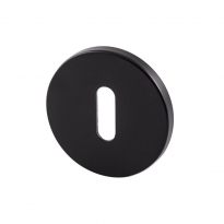 Sleutelrozet rond 5mm zwart