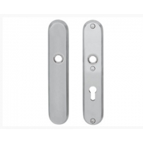 SKG3 NM-veiligheid-schilden blind/PC55 RVS