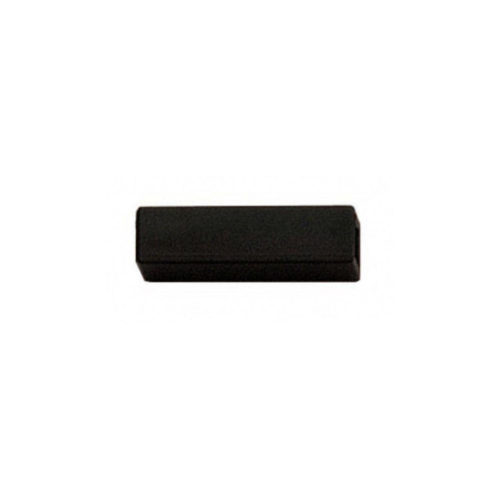 Verloop huls 5-8mm kunststof zwart