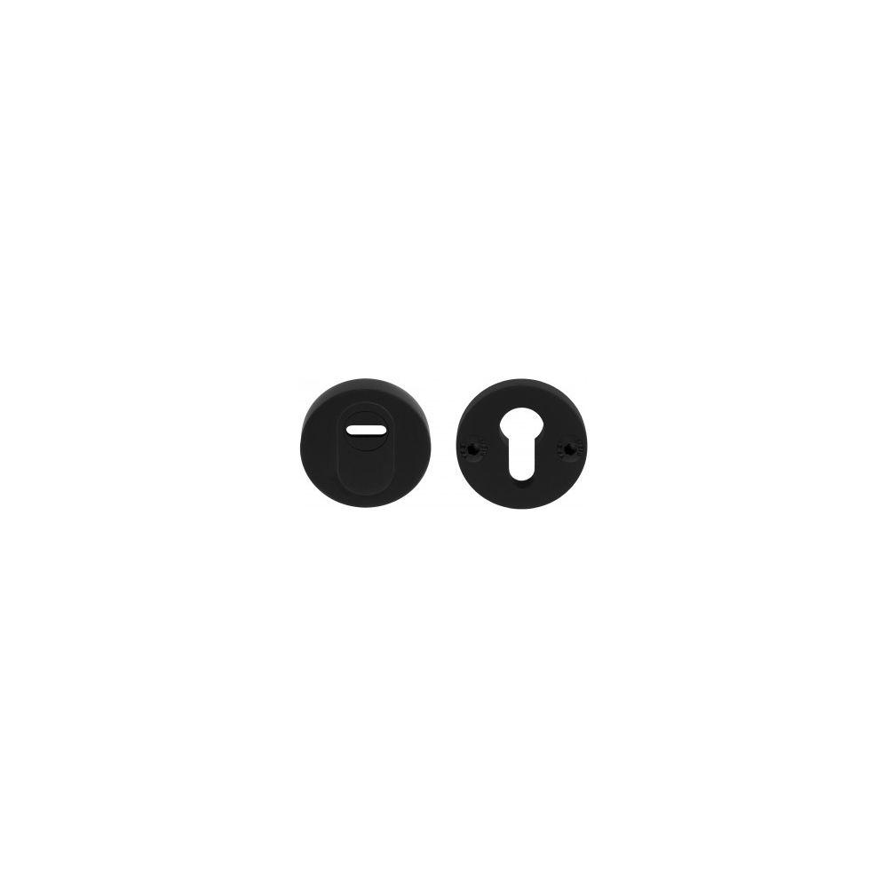 ONE PBVEIL-KT massieve veiligheidsrozetten kerntrekbeveiliging SKG*** - mat zwart