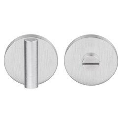 Toilet/badkamersluiting Piet Boon INC PBIWC53 - mat RVS