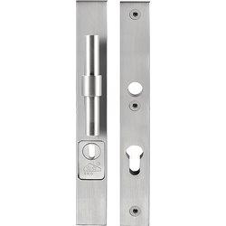 Piet Boon ONE PB20-28KT veiligheidsschilden met kerntrekbeveiliging knop/kruk SKG*** PC92 - mat RVS