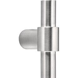 Piet Boon ONE PB9 massieve meubelknop 9mm - mat RVS