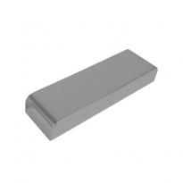 Afdekkap 189 tbv deurdrangers 207~236 x 55~60 staal grijs