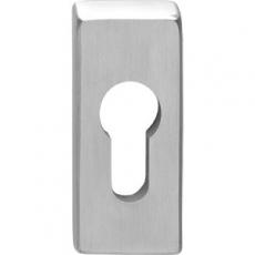 Veiligheid-schuifrozet 10mm rechthoek RVS